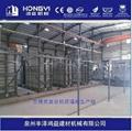 鸿益机械轻质复合保温隔墙板成型设备 4