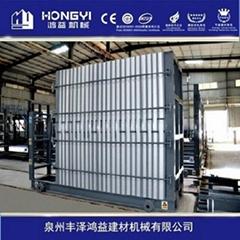 新型綠色節能環保輕質牆板機生產線