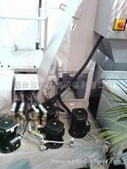煙台RF  機床 排屑綜合裝置