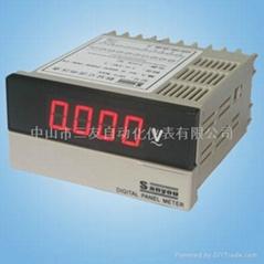 數顯電壓表