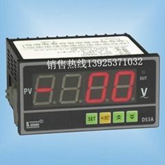 帶繼電器控制智能電壓表