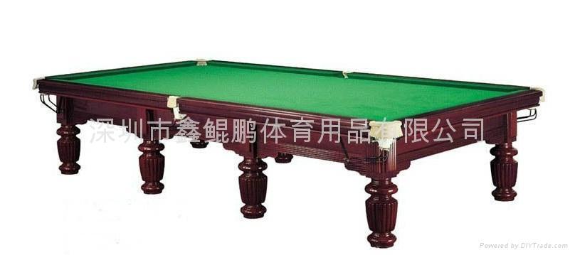 高檔斯諾克桌球台 2
