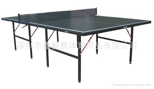 簡易乒乒球台出口貿易乒乓球台 1