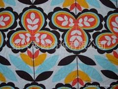 rayon spandex print jersey fabric