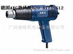 德國AEG熱風槍PT600EC