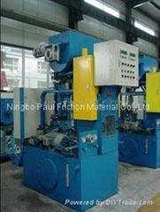 JF600 Preform Press for