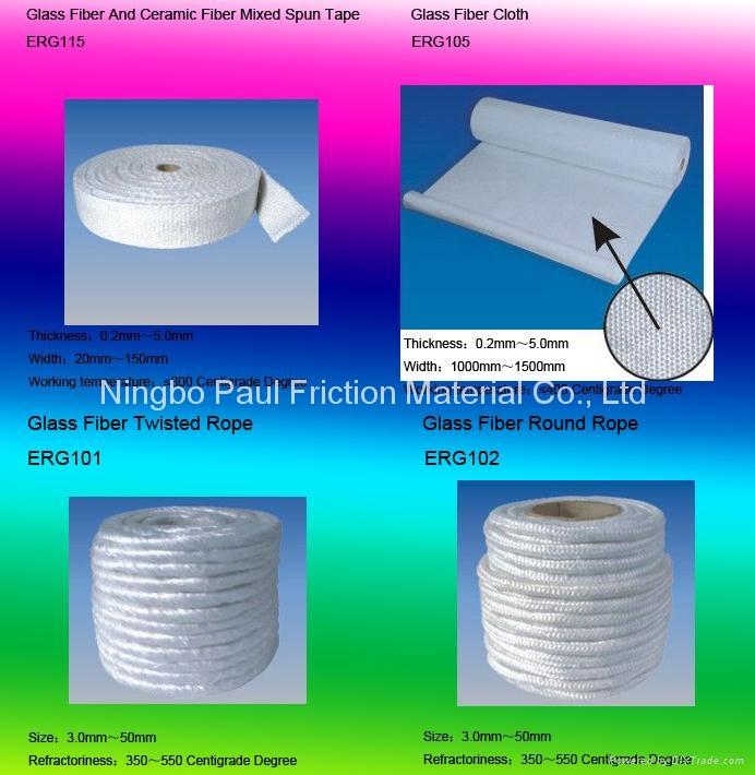 Glass Fiber Cloth 1