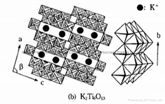 Potassium Titanate Whisker K2Ti6O13