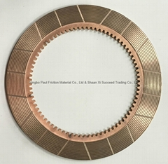 Clutch Disc Sintered Bronze