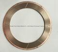 Steering Clutch Disc Sintered Bronze