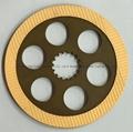 Paper Based Brake Disc