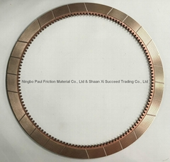 Sintered Bronze Disc