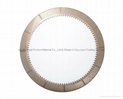 Sintered Bronze Clutch Disc