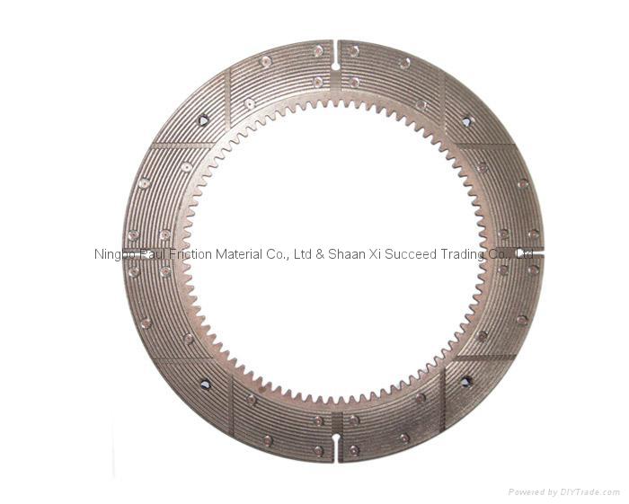 Master Clutch Disc Sinered Bronze (Solid) 1