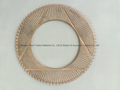 Clutch Disc Sintered Bronze For Volvo Construction Equipment