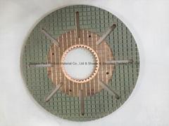 Brake Disc Paper/ Bronze for Volvo Construction Equipment