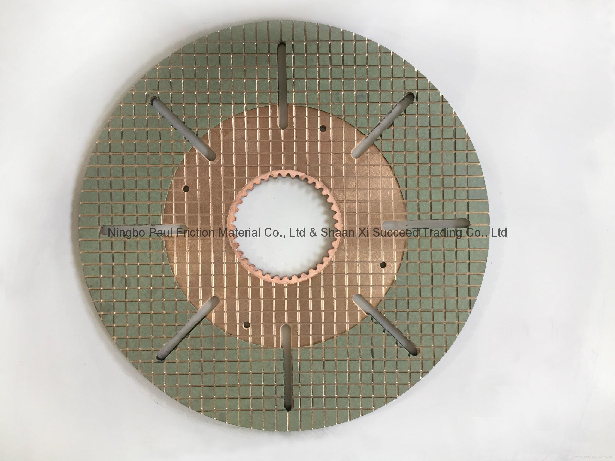 Brake Disc Paper/ Bronze for Vo  o Construction Equipment 1