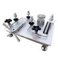 Hydraulic calibration pump