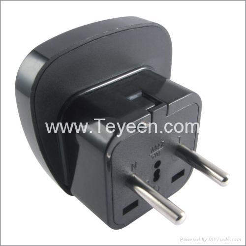 歐式轉換插頭(Φ4.8mm) DYS-9B 2