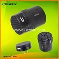 多功能USB充电插座 DY-010U 1