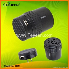 多功能USB充電插座 DY-010U