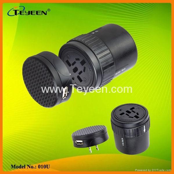 多功能USB充电插座 DY-010U 3