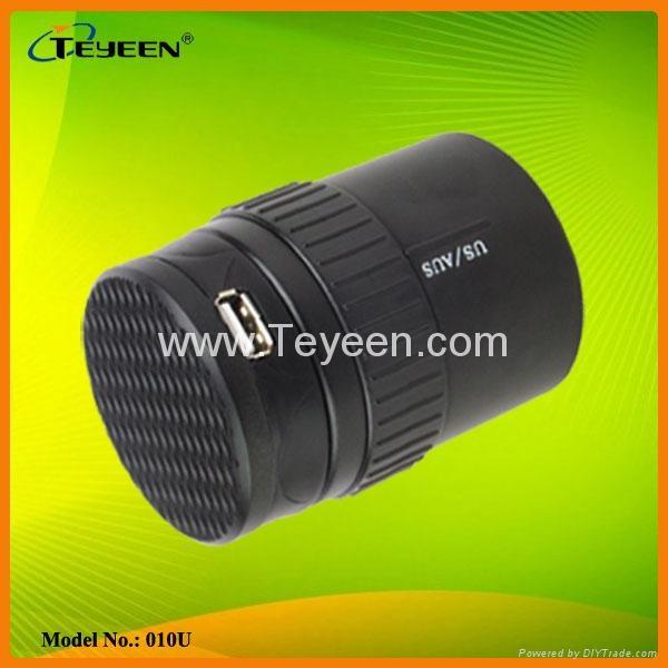 多功能USB充电插座 DY-010U 4