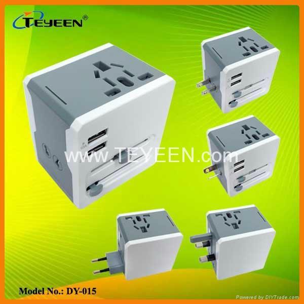 全球通轉換插座 DY-015  1