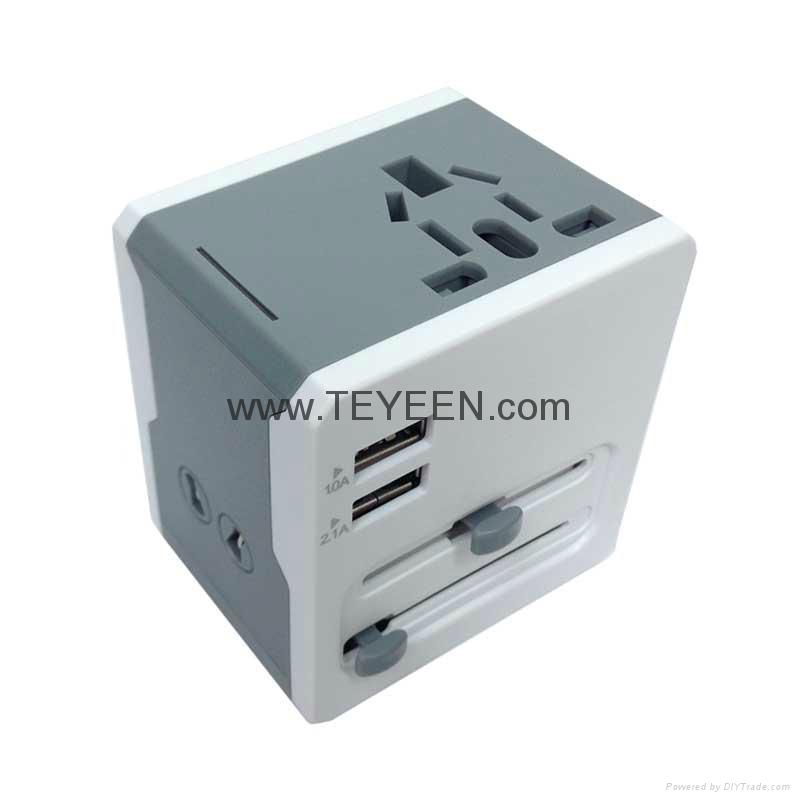 全球通轉換插座 DY-015  9
