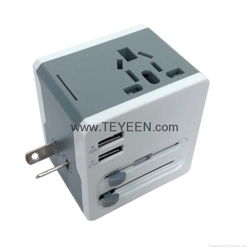 全球通轉換插座 DY-015  13