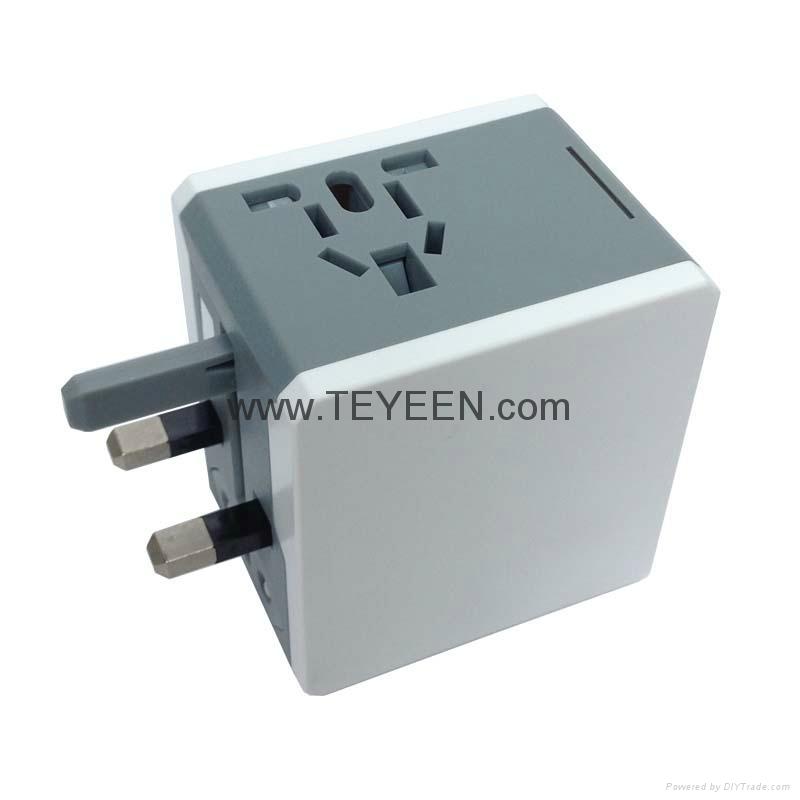 全球通轉換插座 DY-015  10