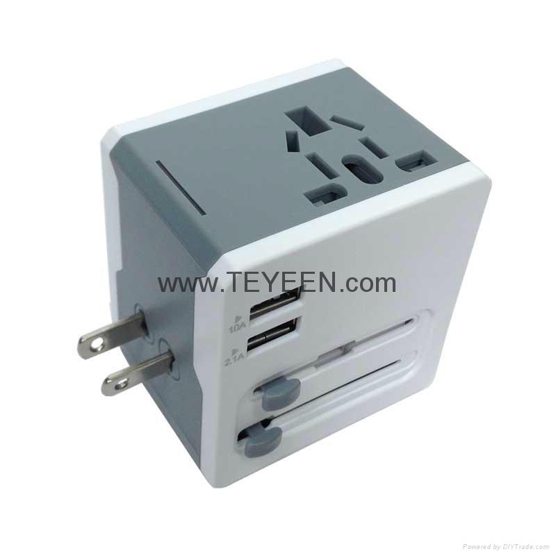 全球通转换插座 DY-015  11