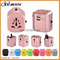 全球通USB充電插座 DY-019 2