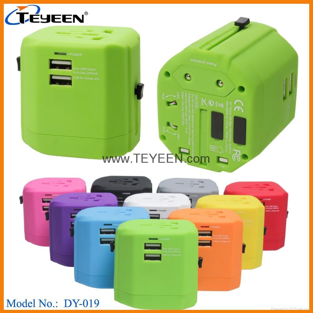 全球通USB充電插座 DY-019 11