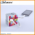 多國通用USB充電禮品插頭 DY-015 5
