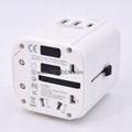 多國轉換插頭 帶Type-C充電接口 2