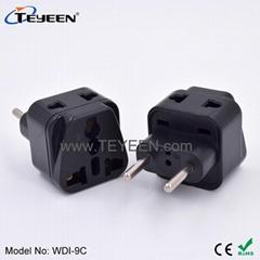 歐式轉換插頭WDI-9C