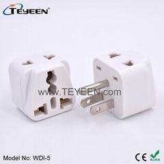 萬用美規轉換插頭 WDI-5