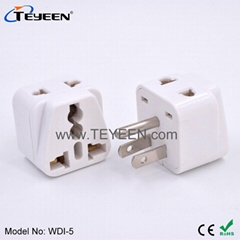 Universal US plug adapter