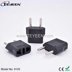 歐式轉換插頭(Φ4.0mm) 9120
