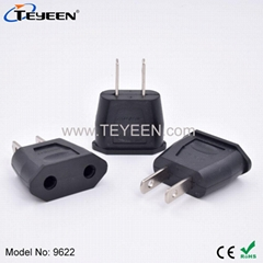 EU to US plug converter 9622