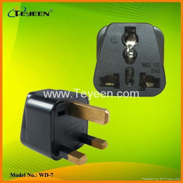英式转换插头 WD-7 1
