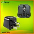 美式轉換插頭 WD-5