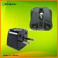 欧式转换插头(Φ4.0mm) WD-9A