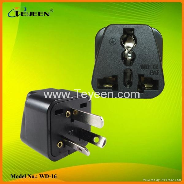 澳式轉換插頭 WD-16 1