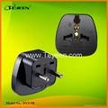 欧式转换插头(Φ4.8mm)