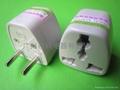 Europe Plug Adapter(Φ4.0mm)   (DY-163#)