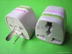 Australia Plug Adapter  (DY-165#)