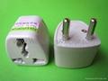 歐規轉換插頭(Φ4.8mm) DY-163 2
