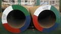 ASTM A335 P9 seamless alloy steel pipe 5